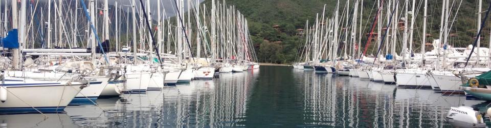 Sailing Luna