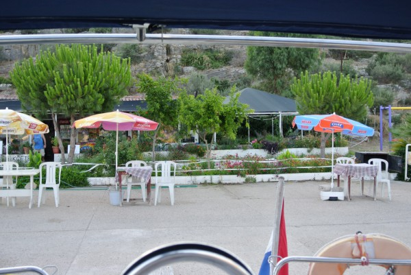 Dineren in Illassos